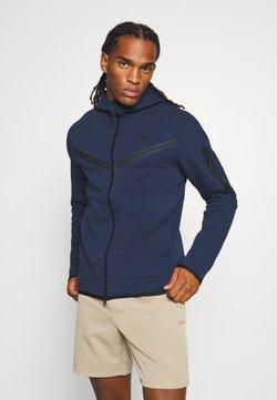 Nike Sportswear - HOODIE  - Gilet - midnight navy/black