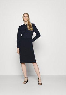 Esprit Collection - DRESS - Vestido camisero - dark blue
