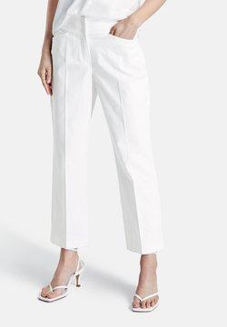 Taifun - Pantalon classique - offwhite
