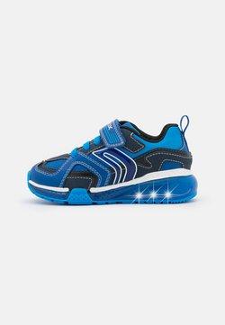 Geox - BAYONYC BOY - Sneaker low - royal/light blue