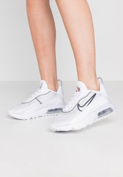 Nike Sportswear - AIR MAX 2090 - Sneakers laag - white/wolf grey/black