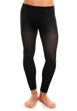 GLAMORY - Jogginghose - black