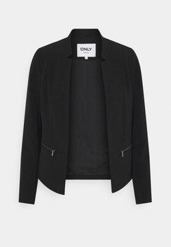 ONLY - ONLGRY ZIP - Blazer - black