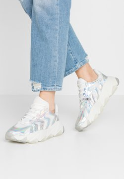 Ash - Sneakers - cosmic silver/white