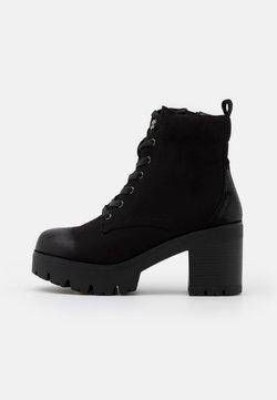 mtng - SABA - Korte laarzen - black