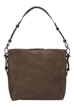 Marc O'Polo - CUBE - Handtasche - brown