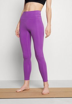 Monki - SPORT LEGGINGS - Trikoot - lilac purple medium
