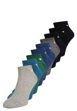 TOM TAILOR - 9 PACK - Skarpety - blue/black/multi-coloured