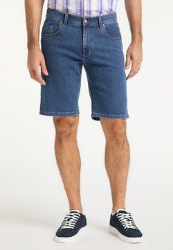 Pioneer Authentic Jeans - Jeansshort - blue denim