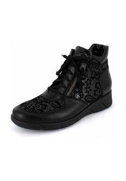 Waldläufer - Ankle Boot - schwarzcarbon