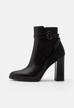 Emporio Armani - High Heel Stiefelette - black