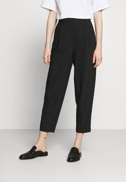 Bruuns Bazaar - CINDY DAGNY PANT - Chinosy - black