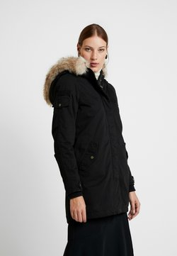 ONLY - Wintermantel - black