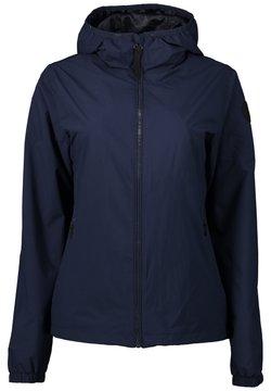 Icepeak - ALAMOSA - Regenjacke / wasserabweisende Jacke - dunkel blau