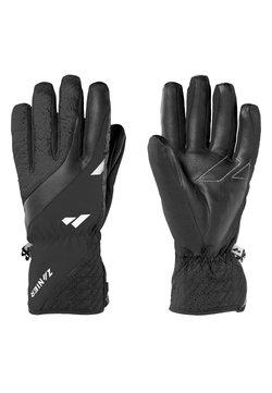 Zanier - Fingerhandschuh - schwarz