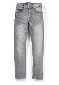 s.Oliver - Straight leg jeans - grey