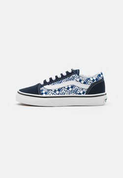 Vans - OLD SKOOL UNISEX - Sneaker low - dress blues/true white