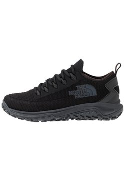 The North Face - TRUXEL - Chaussures de marche - black/ebony grey
