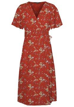 Vero Moda - BEDRUCKTES - Vestito estivo - aurora red