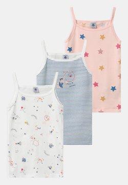 Petit Bateau - 3 PACK - Unterhemd/-shirt - multi-coloured