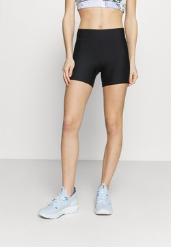 Under Armour - MIDDY - Tights - black