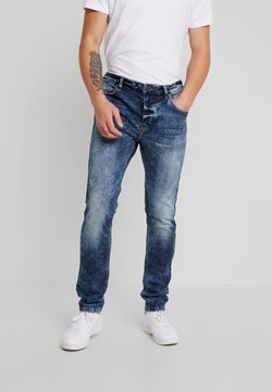 YOURTURN - Jeans slim fit - bleached denim