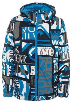 Quiksilver - MISSION - Kurtka snowboardowa - brilliant blue