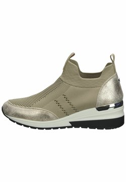 La Strada - Sneakers - knitted sand