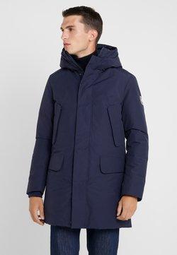 Save the duck - COPY - Wintermantel - navy blue