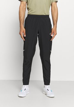 adidas Performance - OWN THE RUN PAN - Spodnie treningowe - black