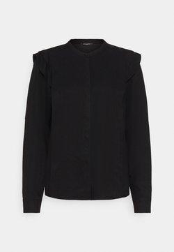 Bruuns Bazaar - PRALENZA HAYLIN SHIRT - Chemisier - black