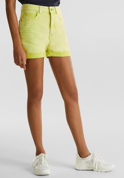edc by Esprit - Jeansshort - lime yellow