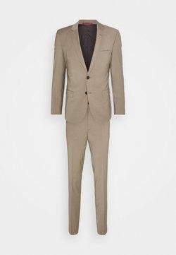 HUGO - ARTI HESTEN - Anzug - light beige