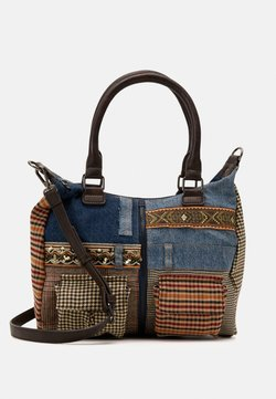 Desigual - BOLS MILDRED - Handbag - blue