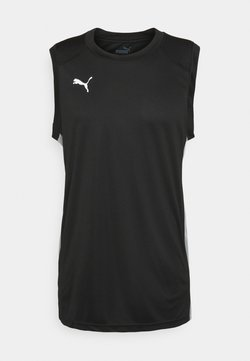 Puma - BASKETBALL GAME  - Top - black