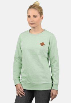 Blendshe - SWEATSHIRT POLLY - Sweatshirt - mint