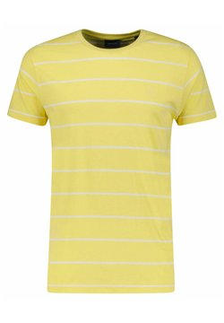 GANT - BRETON  - T-shirt z nadrukiem - gelb (31)