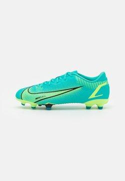 Nike Performance - JR MERCURIAL VAPOR 14 ACADEMY FG/MG UNISEX - Scarpe da calcetto con tacchetti - dynamic turqoise/lime glow
