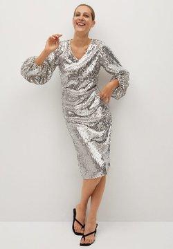 Mango - KIM - Vestito elegante - silber