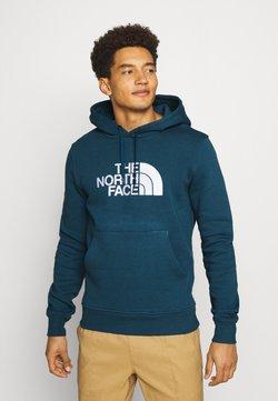 The North Face - DREW PEAK HOODIE - Hoodie - montryblu