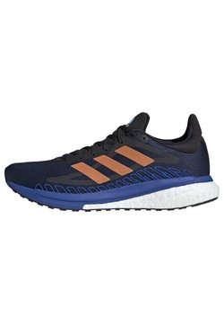 adidas Performance - SOLAR GLIDE BOOST RUNNING SHOES - Hardloopschoenen neutraal - conavy/sigorg/royblu