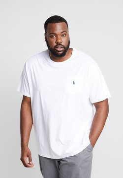 Polo Ralph Lauren Big & Tall - CLASSIC - T-shirt basic - white