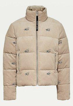 Tommy Jeans - CRITTER - Winterjacke - soft beige