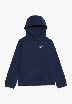 Nike Sportswear - HOODIE CLUB - Kapuzenpullover - midnight navy