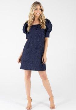 zibi London - Cocktailkleid/festliches Kleid - dunkelblau