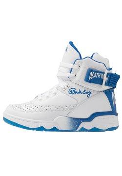 Ewing - 33 DEATH ROW - Höga sneakers - white/blue