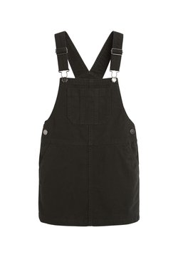 Next - PINAFORE - Jeanskleid - black