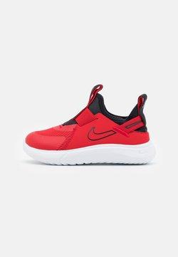 Nike Performance - FLEX PLUS UNISEX - Zapatillas de running neutras - university red/black/white