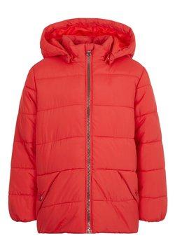 Name it - Winterjas - true red