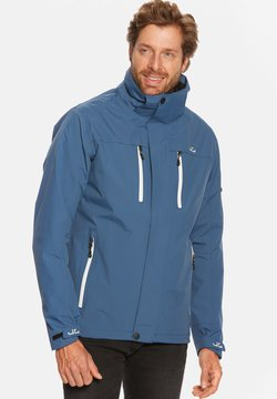 Jeff Green - HARSTAD - Outdoorjacke - ensing blue
